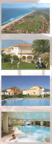 Oliva Nova Golf Beach - villas and apartments